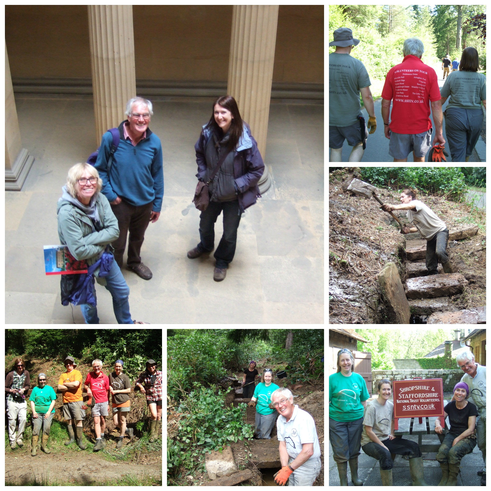 Cragside Working Holiday June 2015